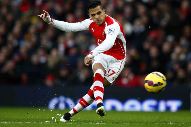 Sanchez has vanished at times in the big games