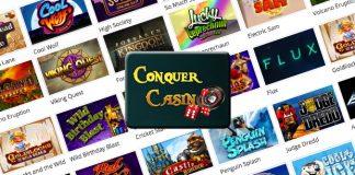 conquer casino