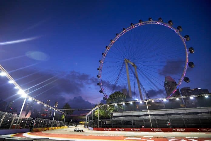 Singapore GP 2016 Betting Preview