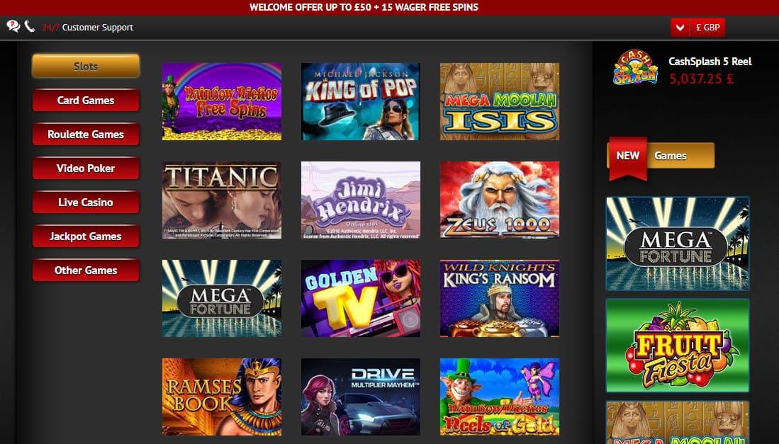 casino redkings mobile