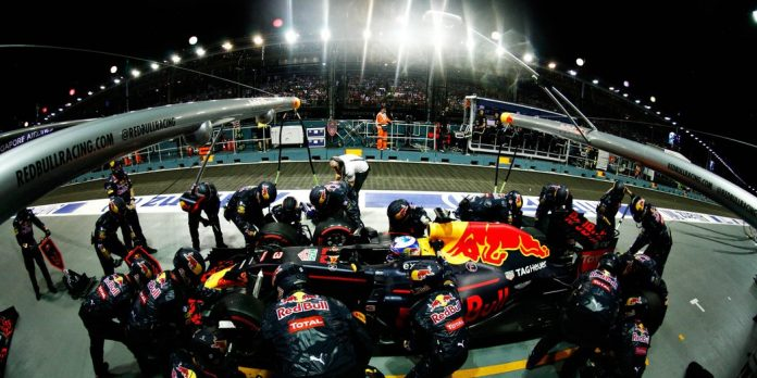 Singapore F1 Betting Tips 2017
